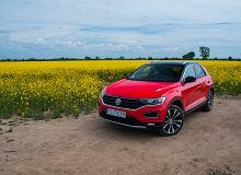 Opinie Moto.pl: Volkswagen T-Roc 2.0 TSI 190 KM 4Motion - kosztuje tyle co kompakt, ale jest warty swojej ceny