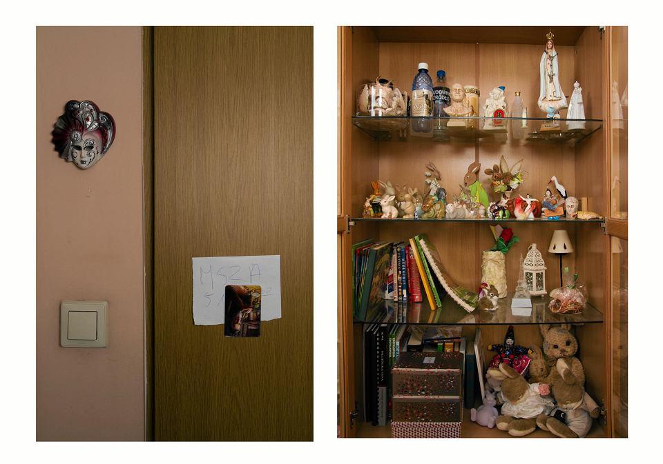 Zdjęcie numer 5 w galerii - Ściany tak krzywe, że regału nie dostawisz. A za blokiem konie i krowy. Wystawa o początkach Ursynowa