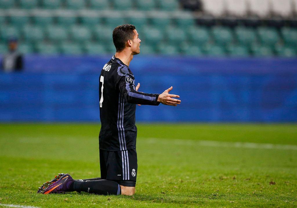 Legia - Real 3:3, Cristiano Ronaldo