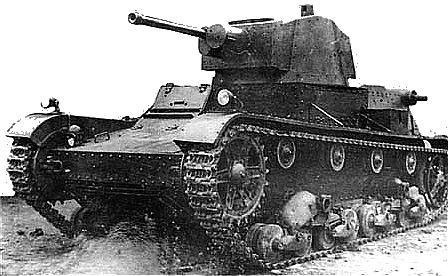 Czołg 7TP. Jak na koniec lat 30. bardzo dobra maszyna