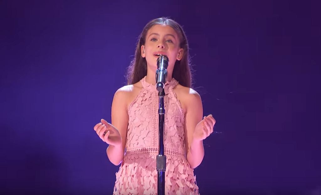 10-Year-Old Singer Emanne Beasha Will SURPRISE You With Her Voice! - America's Got Talent 2019