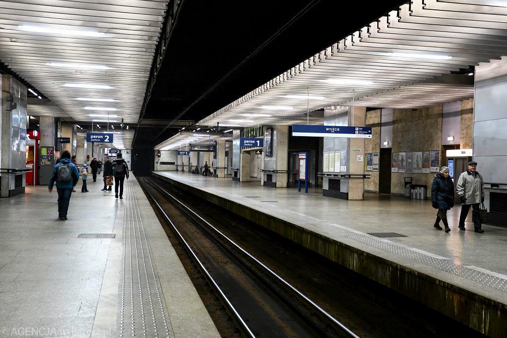 Stacja Warszawa Śródmieście