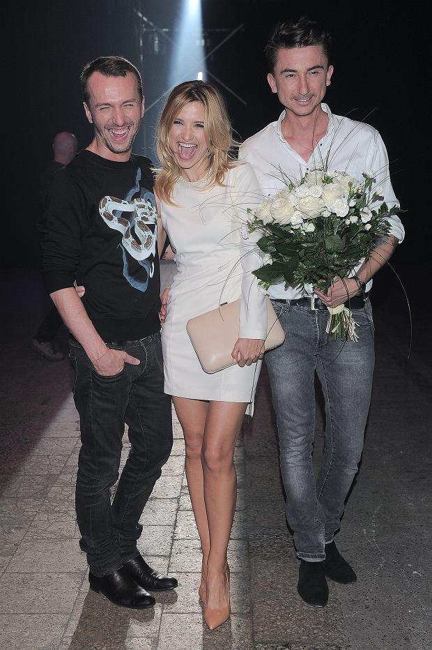 Marcin Paprocki, Mariusz Brzozowski, Joanna Koroniewska