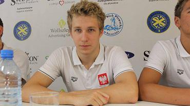 Paweł Furtek na ME w Herning zajął 9.miejsce na 1500 m stylem dowolnym