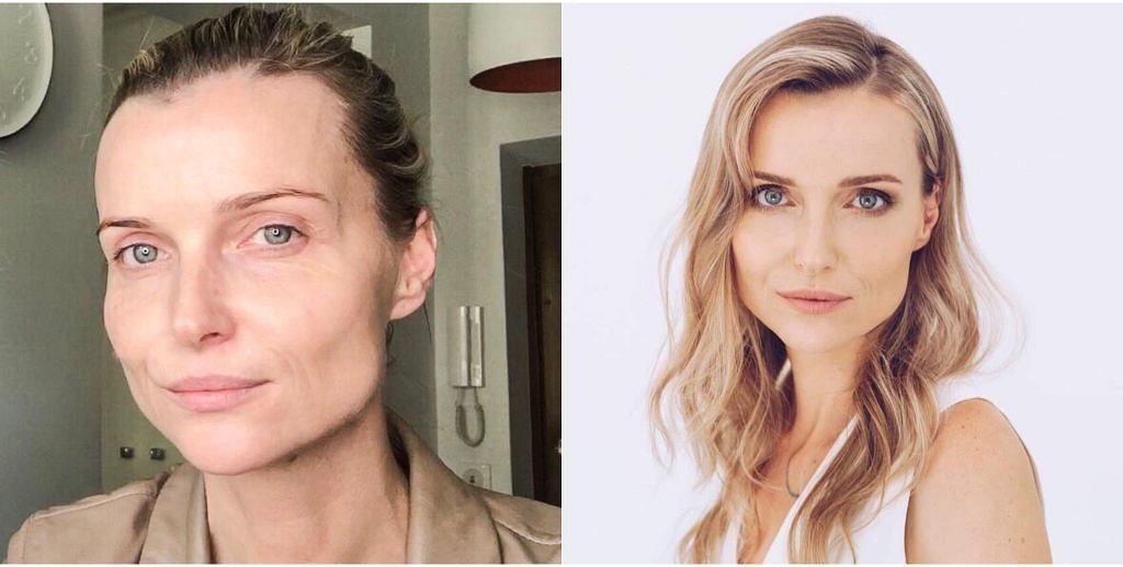 Viola Lee. Zdjęcie przed i po.