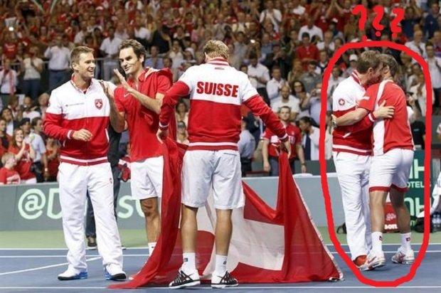 Szwajcarzy, Puchar Davisa, Genewa 2014