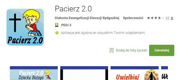 Modlitwa online. Polski Kościół stworzył aplikację dla wiernych/Google Play