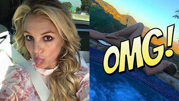Britney Spears kusi seksownym ciałem. Widać, że schudła?