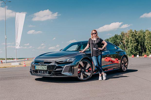 Audi RS e-tron GT - sportowa motoryzacja też ma wtyczkę [WIDEO]