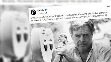 Richard Donner zmarł w wieku 91 lat