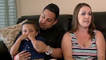 5-latek uratował mamę, która zasłabła w łazience
