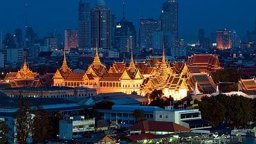 Azja Bangkok, Tajlandia / shutterstock