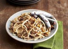 Makaron ze świeżymi sardynkami i dzikim koprem (Pasta chi sardi) - ugotuj