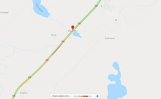 Wypadek pod Olsztynem. Na S51 zderzyło się 11 samochodów