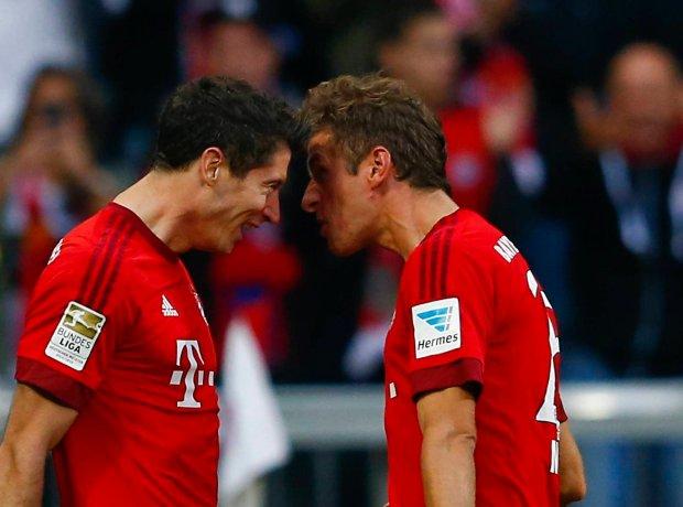 Arsenal - Bayern. Lewandowski w składzie. Gdzie obejrzeć?