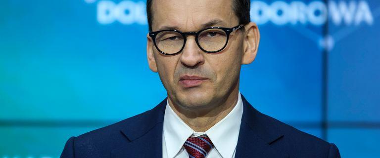 Morawiecki krytycznie o reformie sądownictwa. Zaskoczył ws. Izby Dyscyplinarnej