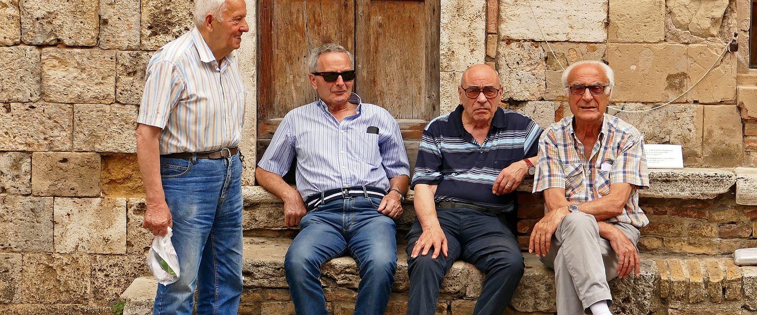 Piotr Kępiński: Wiele osób jest do Włoch uprzedzonych. Że brudno, a Włoch to leń, bo ma sjestę (Fot. Zoltan Tarlacz/Shutterstock.com)