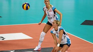 Anna Werblińska i Aleksandra Jagieło