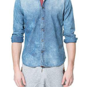 Koszula z kolekcji Zara. Cena: 169 zł