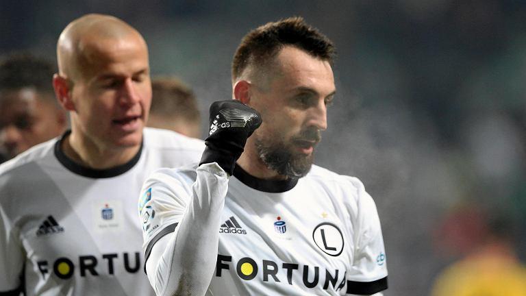 Legia Warszawa - Korona Kielce 3:0