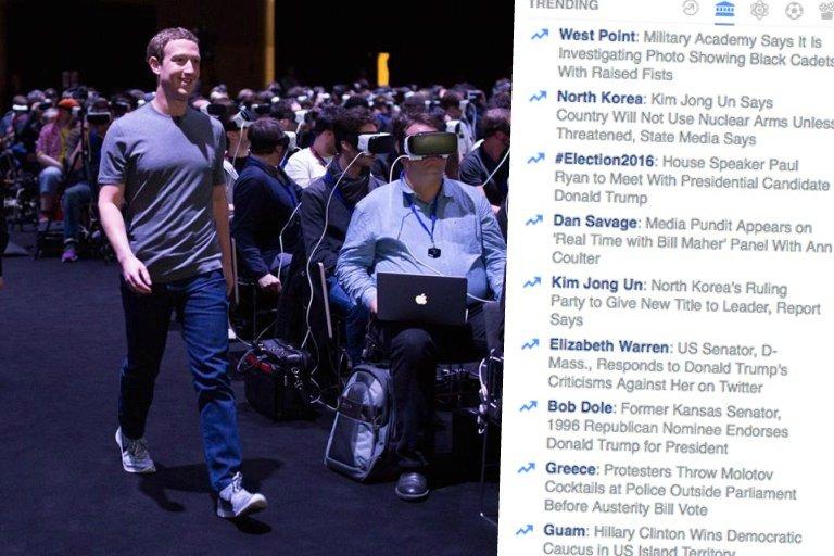 Czy Facebook wprowadził cenzurę?