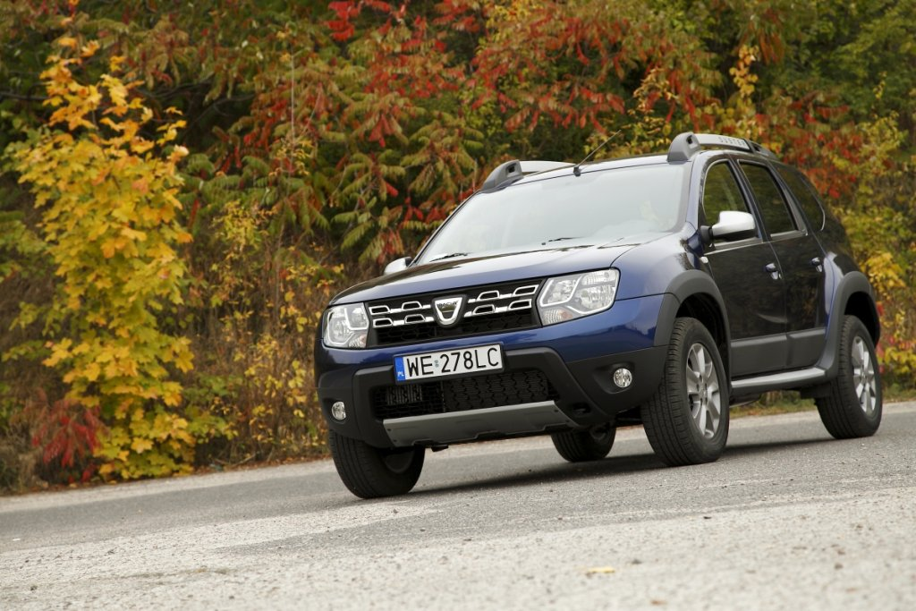 Dacia Duster 1.2 TCe 4WD Laureate