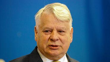 Bogdan Borusewicz na marszałka Senatu? To będzie pierwszy test na współpracę opozycji