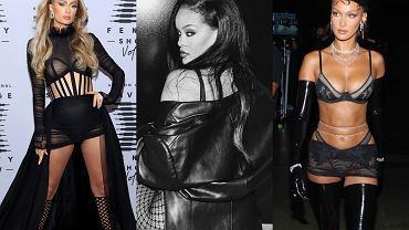 Paris Hilton, Rihanna, Bella Hadid