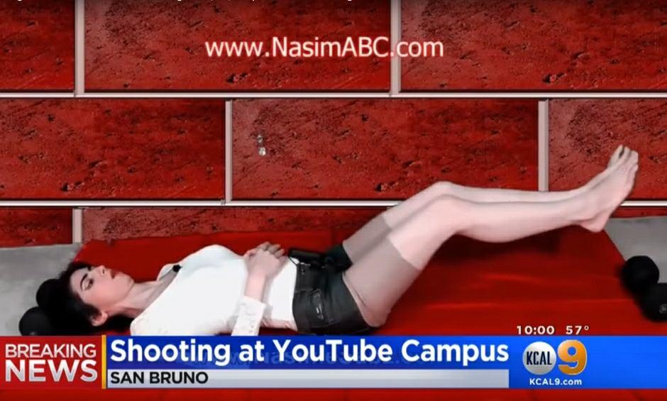 Sprawczyni ataku w siedzibie You Tube'a - Nasim Aghdam