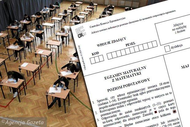 NIK opublikował krytyczny raport nt. egzaminów, które zdają polscy uczniowie
