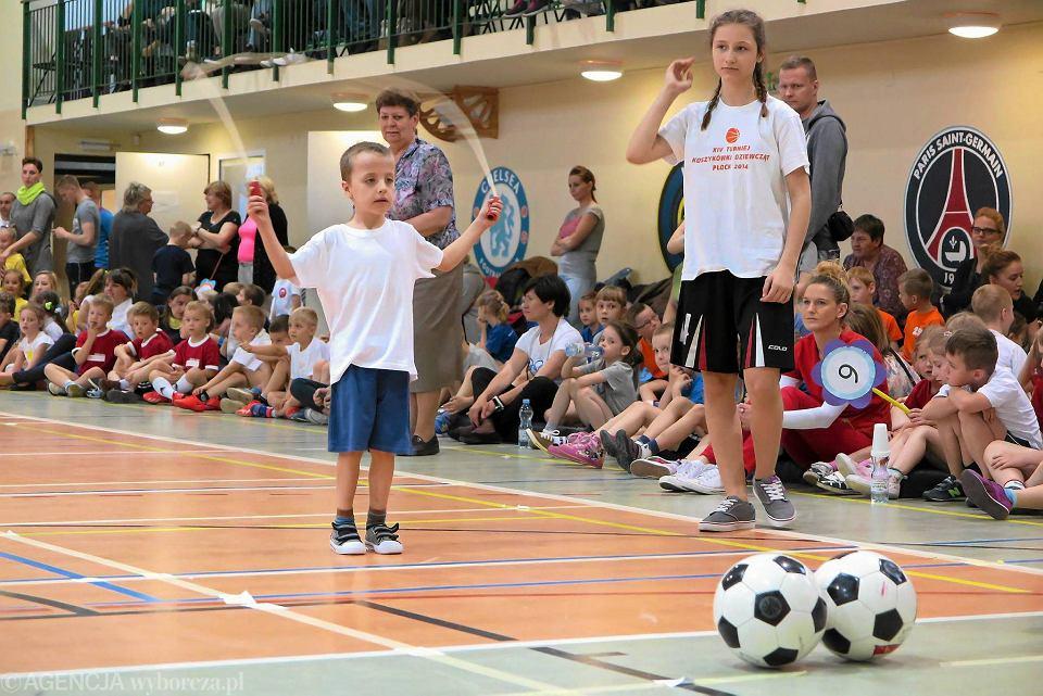 XV Sportowa Olimpiada Przedszkolaków