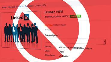 LinkedIn padł ofiarą ataku przestępców