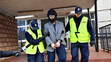 Podejrzany 26-latek pod szczecińską prokuraturą