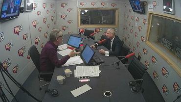 Jacek Żakowski i Sławomir Neumann