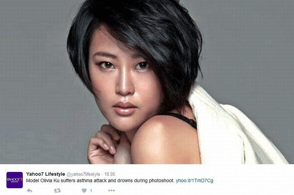 Modelka zmarła podczas sesji zdjęciowej.