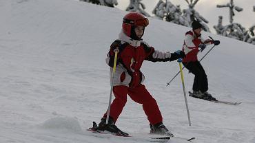 Stok na terenie ośrodka Malta Ski w Poznaniu