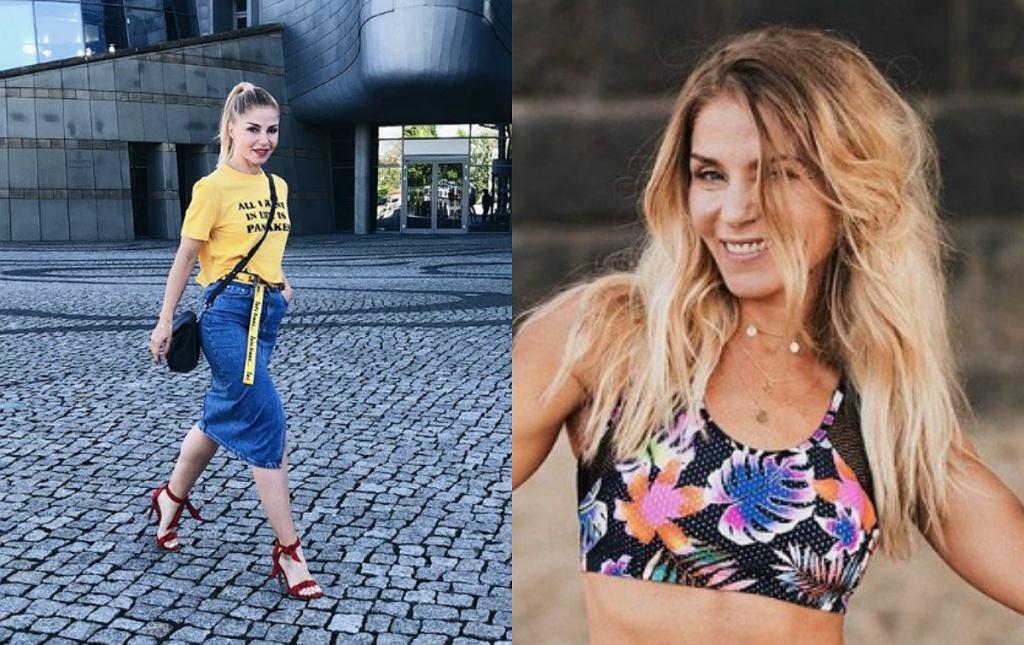 Ewa Szabatin chwali się formą i pokazuje jak dbać o formę po 40-stce