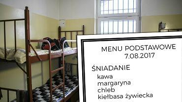 Posiłki w zakładzie karnym