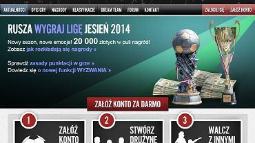 Wygraj Ligę Jesień 2014