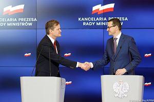 Mercedes-Benz zbuduje w Polsce fabrykę baterii do samochodów. Zbudowaliśmy przyjazny klimat