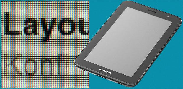 tablet, apple, android, Przegląd małych tabletów, Tablet Samsung Galaxy Tab 2 7.0, samsung