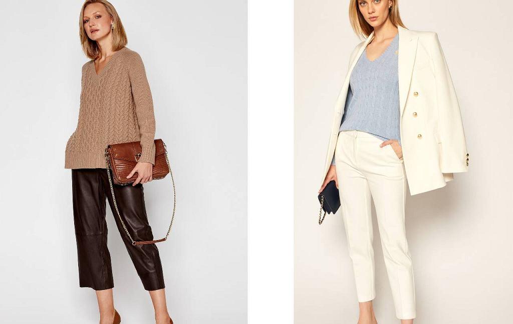 Swetry dla kobiet po 50-tce