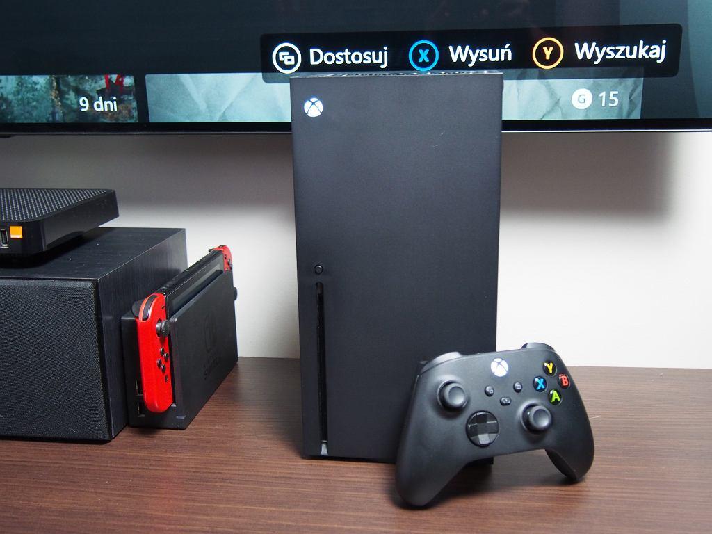Test - Xbox Series X