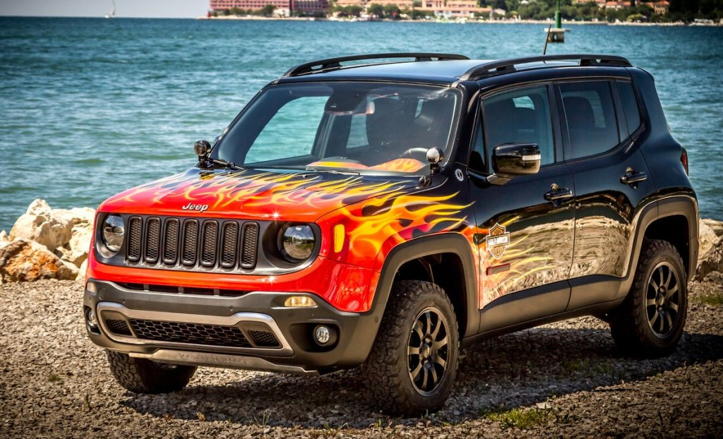 Jeep Renegade Harley Davidson Edition