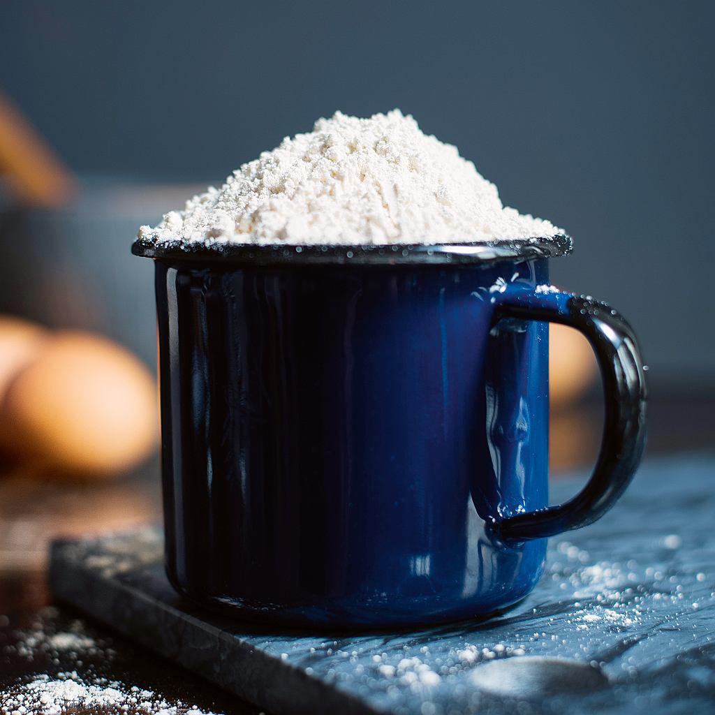 Mąka kasztanowa powszechnie używana w Toskanii