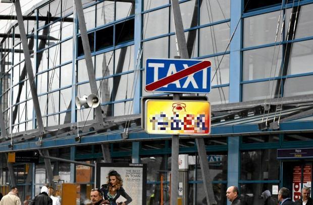 Postój taksówek (zdjęcie poglądowe)