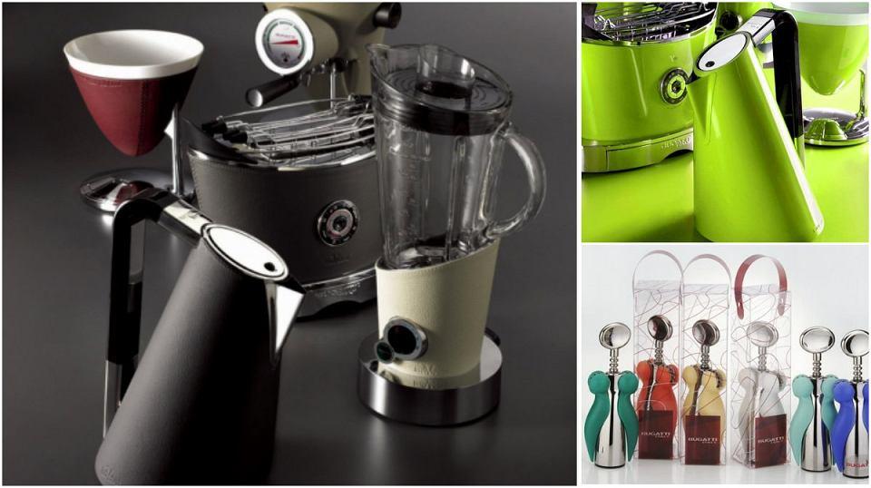 Sprzęt AGD i akcesoria kuchenne marki Bugatti