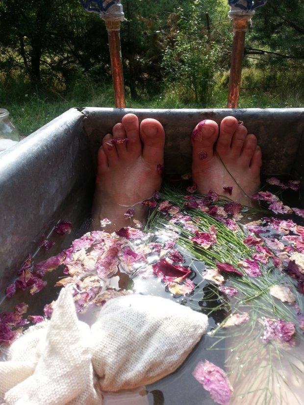 kąpiele