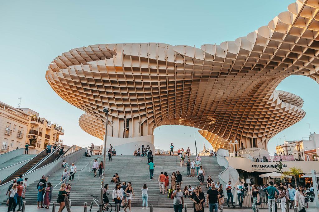Sewilla w Hiszpanii (zdjęcie ilustracyjne)