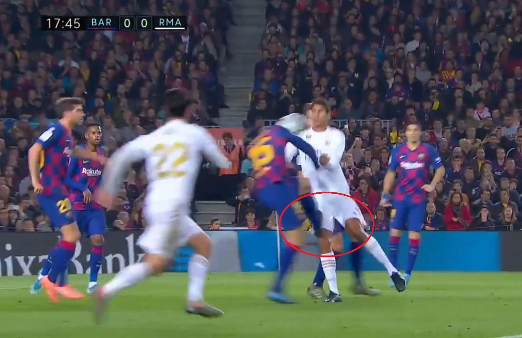 Barcelona - Real 0:0